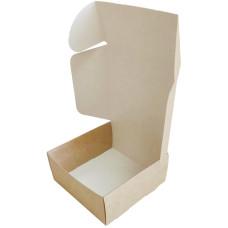 Коробка (110 x 110 x 50), крафт, подарочная