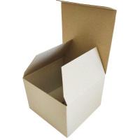 Коробка (140 x 140 x 100), бурая