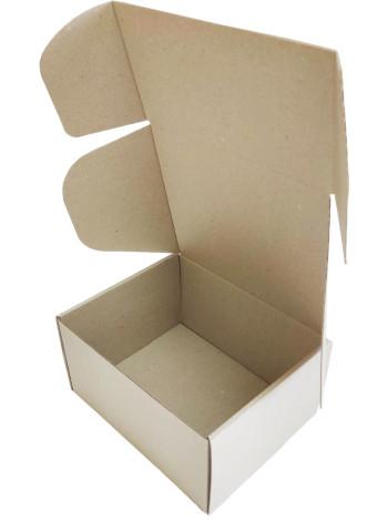 Коробка (210 x 170 x 110), бурая