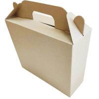 Коробка (260 x 90 x 210), бурая