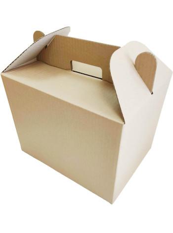 Коробка (320 x 240 x 250), бурая