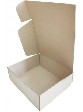 Коробка (320 x 290 x 115), бурая