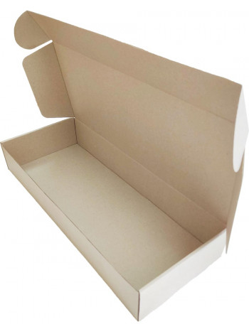 Коробка (500 x 200 x 80), бурая