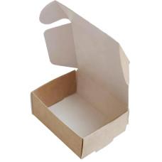 Коробка (050 x 40 x 20), крафт, подарочная