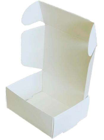 Коробка (50 x 40 x 20), белая, подарочная