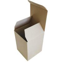 Коробка (090 x 90 x 120), бурая