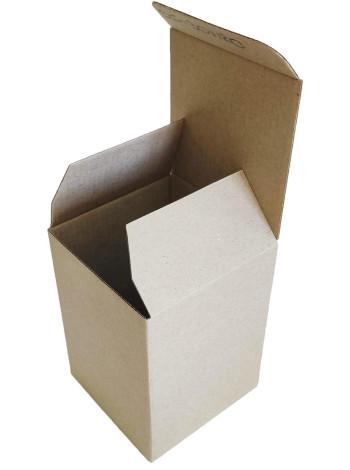 Коробка (90 x 90 x 120), бурая