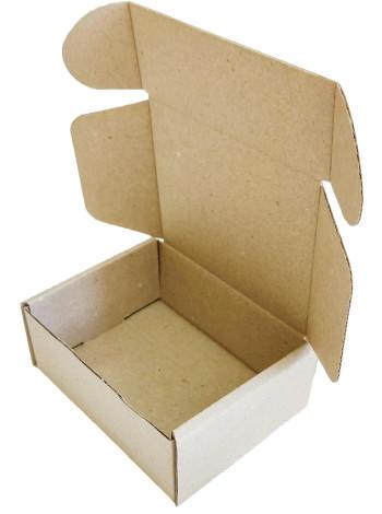 Коробка (100 х 80 х 40), бурая