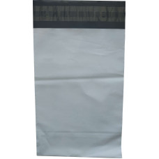 Курьерский пакет 130 мм. х 190 мм. (А6), без кармана, белый