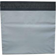 Курьерский пакет 240 мм. х 190 мм. (А5), без кармана, белый