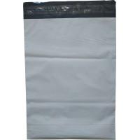 Курьерский пакет 600 мм. х 400 мм. (А2), без кармана, белый