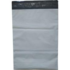 Курьерский пакет 240 мм. х 320 мм. (А4), без кармана, белый