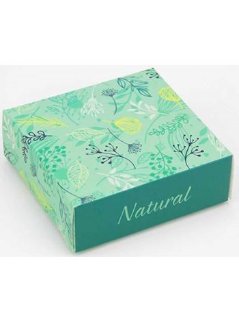 Коробка (080 х 28 х 77), подарочная, Natural