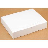 Коробка (250 х 200 х 50), подарочная, белая