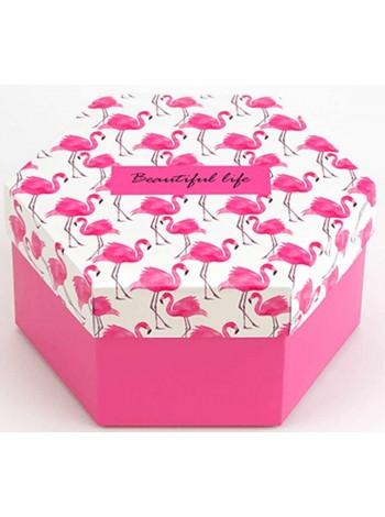 Коробка (200 х 170 х 100), подарочная, Beautiful life