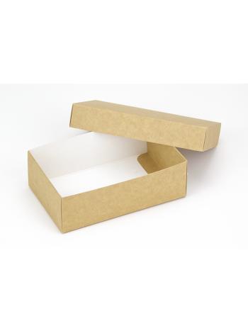 Коробка (140 х 85 х 45), подарочная, крафт