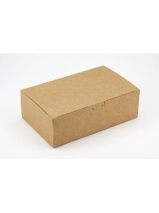 Коробка (215 х 135 х 70), подарочная, крафт