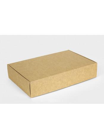 Коробка (240 х 160 х 50), подарочная, крафт