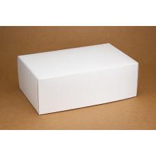 Коробка (280 х 180 х 100), подарочная, белая