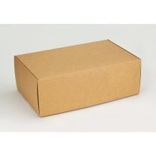 Коробка (280 х 180 х 100), подарочная, крафт