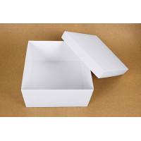 Коробка (280 х 280 х 150), подарочная, белая