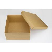 Коробка (280 х 280 х 150), подарочная, крафт