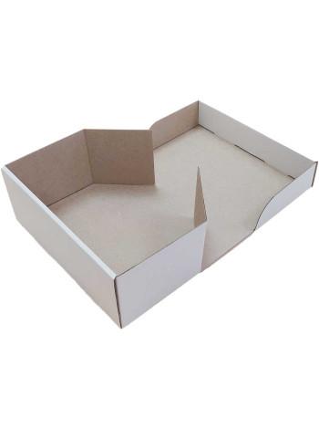 Коробка (195 х 100 х 80), белая