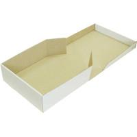 Коробка (260 х 260 х 90), белая