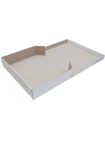 Коробка (475 х 321 х 90), белая