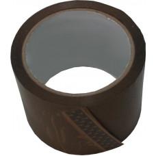 Скотч-пленка (66 м. х 72 мм., коричневая)