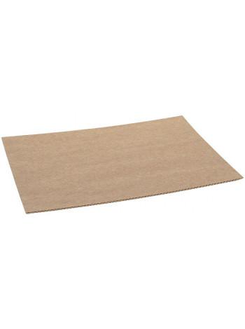 Картонный лист (1.2 м. х 1.2 м., Т21Е, бурый)