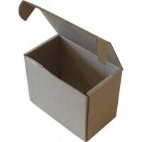 Коробка (100 х 60 х 80), бурая