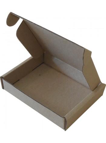 Коробка (100 х 80 х 20), бурая