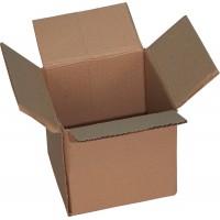 Коробка (100 х 100 х 100), бурая