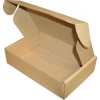 Коробка (175 х 115 х 45), бурая