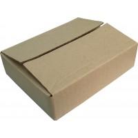 Коробка (190 х 145 х 45), бурая