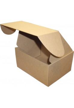 Коробка (190 х 150 х 100), бурая