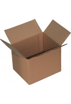 Коробка (230 х 190 х 185), бурая