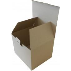 Коробка (235 х 200 х 180), бурая