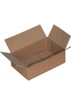 Коробка (250 х 160 х 85), бурая