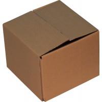 Коробка (250 х 250 х 200), бурая