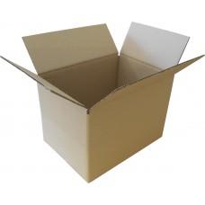 Коробка (300 х 220 х 210), бурая