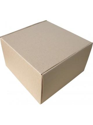 Коробка (205 х 205 х 125), бурая
