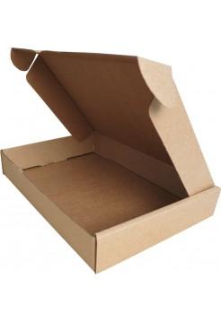 Коробка (250 х 180 х 40), бурая