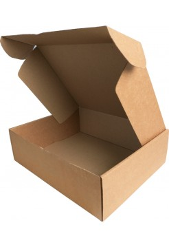 Коробка (300 х 240 х 90), бурая