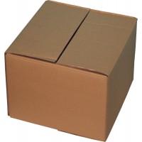 Коробка (365 х 360 х 275), бурая
