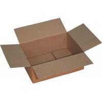 Коробка (380 х 280 х 150), бурая