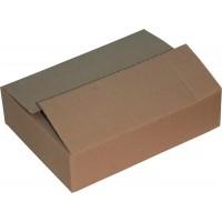Коробка (380 х 285 х 95), бурая