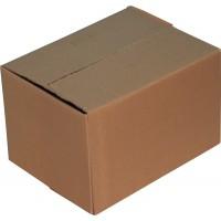 Коробка (380 х 285 х 237), бурая