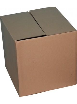 Коробка (390 х 390 х 394), бурая
